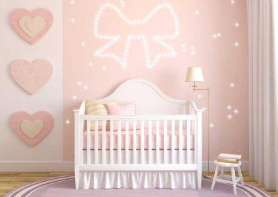 Pix-Light Sternenhimmel Kinderzimmer