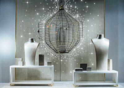 Pix-Light Sternenhimmel Schaufenster