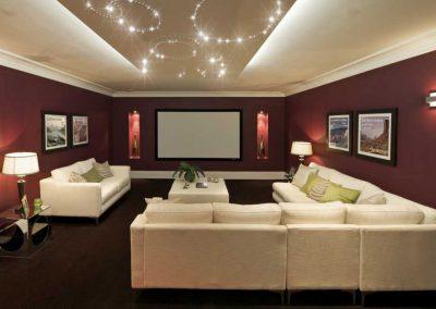 Pix-Light Sternenhimmel Wohnzimmer