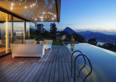 Pix-Light Sternenhimmel Terrasse
