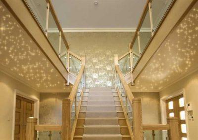 Pix-Light Sternenhimmel Eingang