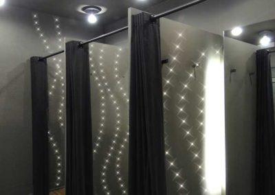 Pix-Light Sternenhimmel Umkleiden