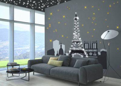 Sternenhimmel Wohnzimmer Pix-Light