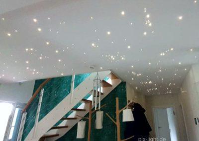 Pix-Light Sternenhimmel im Flur1
